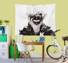 3D Tokyo Ghoul P100 Anime Tapestry Hanging Cloth Hang Wallpaper Mural Ph... - $10.55+