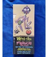 2006 Hawk Weird Ohs model kit - Francis the Foul Basketball figure - Sea... - $15.15