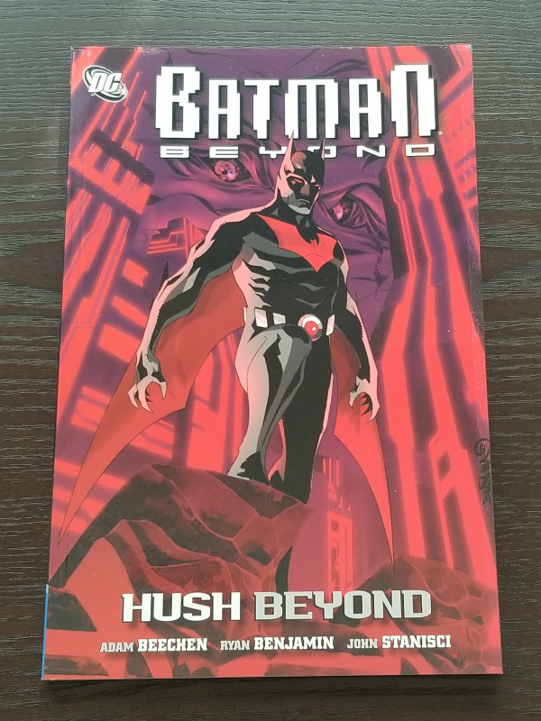 Batman Beyond Hush Beyond Softcover Graphic Novel