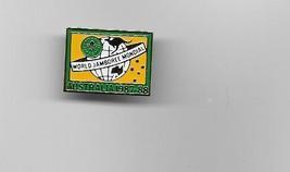 1988 World Jamboree Hat Pin (A) - $4.95