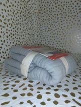 "Opalhouse Standard Gauze Pillow Sham Gray Sky -  20"" x 26"" NWT*clearance   image 5"