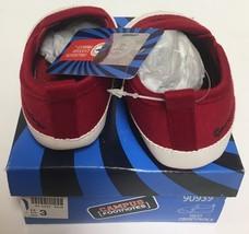 USC University of South Carolina Gamecocks Infant Sz 3 Non-Slip Soft Shoes  image 6