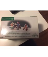 "DEPT 56 DICKENS VILLAGE ""A GOOD DAY'S CATCH"" 56.58420 IN BOX - $19.79"