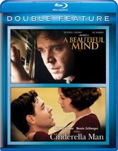 Beautiful Mind/Cinderella Man 2Pk (Blu Ray/Double Feature/2Discs)