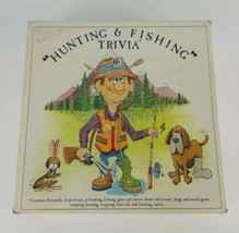 Hunting and Fishing Trivia Outdoorsman Game 2003 Mountainman Enterprises - $14.95