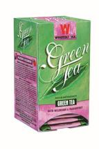 Wissotzky Green Tea Wildberry and Passionfruit, 20 tea bags - $8.75