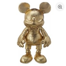 Disney Magasin Mickey Mouse Grande Peluche or Collection 90th Anniversaire - $94.72