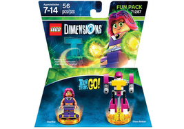 LEGO DIMENSIONS FUN PACK TEEN TITANS GO  - Interactive Toys - (Brand New) - $21.21