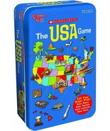 The USA Game - University Games Scholastic - Ages 6+ | 2-4 players - $23.99