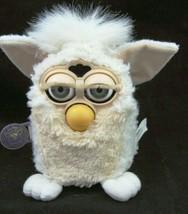VTG Furby Baby White Beige 70-800 1999 1M - $22.28