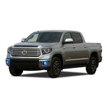 Brightest Blue LED Halo Ring Fog Light Kit for Toyota Tundra 14-16 - $61.68