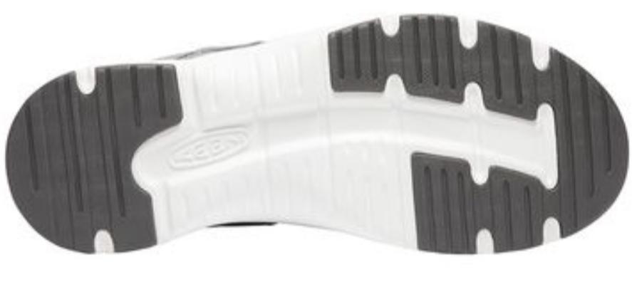 Keen Uneek O2 Sz 7 M (B) Eu 37,5 Damen Sport Sandalen Schuhe Stahlgrau / Vapor