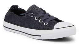 Women Converse Chuck Taylor AS Shoreline Slip, 558552F Multi Sizes Sharkskin/Blk - $69.95