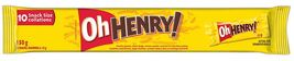 Oh Henry Chocolate Bars 10 snack pack x 10 Canadian  - $59.99