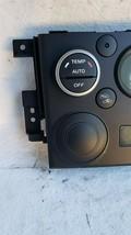 06 Suzuki Grand Vitara Air AC Heater Climate Control Panel 39510-67JP0-CAT image 2