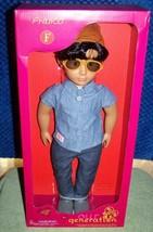 """Our Generation FRANCO 18"""" Boy Doll New - $39.50"""