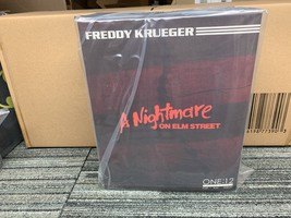 mezco one:12 freddy krueger a nightmare on elm street - $80.00
