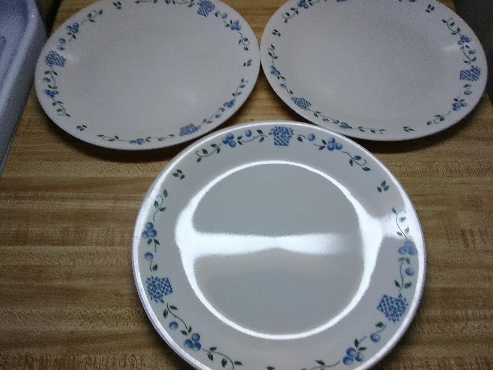 corelle blueberry bouquet dinner plates & corelle blueberry bouquet dinner plates and 50 similar items