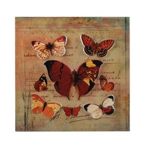 Rustic Butterfly 3-D Wall Art 10017435 SMC Reduced From $29.95 To $19.95... - $19.75