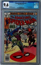 AMAZING SPIDER-MAN #177 - CGC Graded 9.6 - White Pages - Green Goblin - $99.99