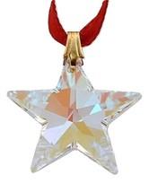 Swarovski 20mm Aurora Borealis Crystal Star Prism - $8.25