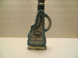 Jim Beam The Granite State New Hampshire Live Free or Die Decanter - $19.99