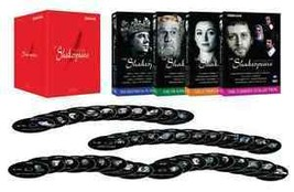 BBC The Shakespeare Collection 38-DVD BOX SET *NEW - $139.80