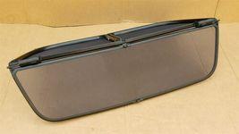 03-09 Audi A4 Cabrio Cabriolet Rear Wind Deflector Screen Blocker 8H0862953 image 7