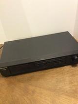 SONY ST-JX390 Quartz Lock Digital Synthesizer FM/AM  Stereo Tuner 30 Pre... - $30.00