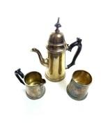 Vintage Art Deco Style EPNS Tea Pot Creamer Children's Tea  - $49.99