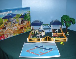 Vtg. Playmobil #4344 Animal Nursery 99% Complete with Box/NEAR MINT! (C)... - $55.00