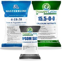 MASTERBLEND 4-18-38 Complete Combo Kit Fertilizer Bulk 2.5 Pound Kit
