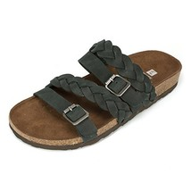 White Mountain Shoes 'holland' Women's Sandal, Black - 8 M - $39.13