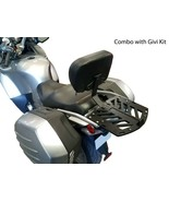 Kawasaki Concours 14 Passenger Backrest Luggage Rack Combo WITH GIVI KIT... - $290.00