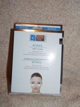 Global Beauty Care Premium Retinol 2 Pairs UNDER-EYE PADS Eye Treatment ... - $7.43