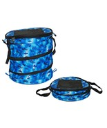 Taylor Made Stow 'n Go Collapsible Cooler - Blue Sonar - $55.20