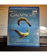 Bluray BBC Galapagos The Islands That Changed The World WS Dolby 2ch OD3A04 - $8.79