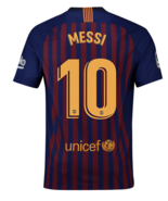Barcelona Home #10 MESSI 2018-19 Men Soccer Jersey Football Shirt New St... - $36.99