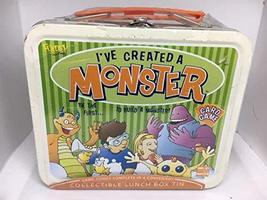 2003 Fundex I've Created A Monster Card Game in Collectible Lunch Box Tin Be The - $55.99