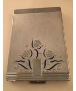 Vintage Bourjois New York Distributor Compact Mirror Broke - $12.82