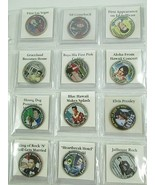 Lot Of 12 Kennedy Half Dollar Coins Elvis Presley Colorized King of Rock... - $46.58