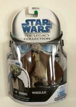 Star Wars Legacy Collection 2008 BD 36 Wioslea Droid Factory R2-L3 Head Leg - $34.64