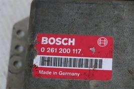 1991 Alfa Romeo 164 ECU ECM PCM Engine Computer Module 0261200117 BOSCH image 3