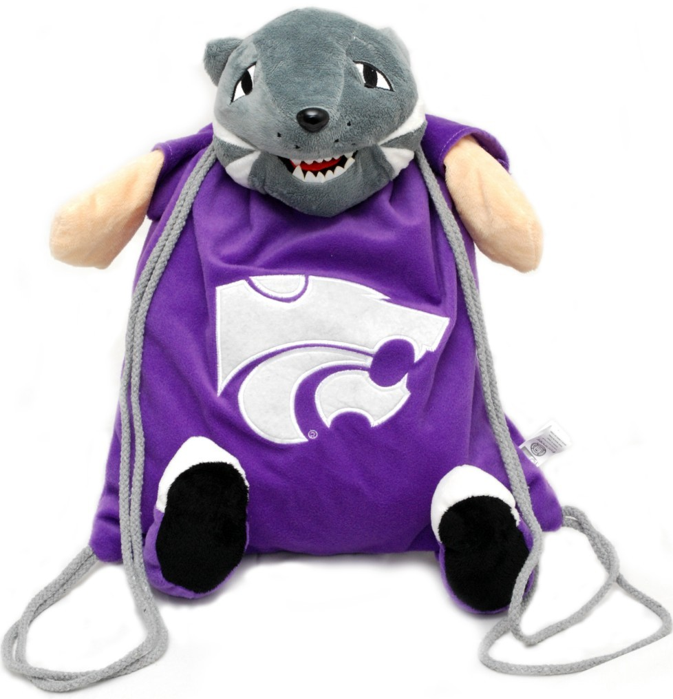 Kansas State Wildcats Backpack Pal**Free Shipping** - $28.90
