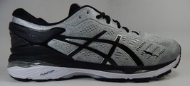 Asics Gel Kayano 24 Running Shoes Men's Size US 11 M (D) EU 45 Silver T749N