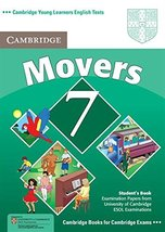 Cambridge Young Learners English Tests 7 Movers Student's Book: Examinat... - $13.32