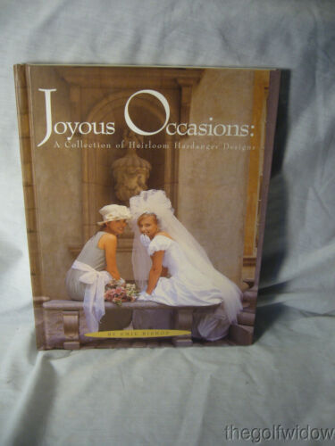 Joyous Occasions: A Collection of Heirloom Hardanger Designs
