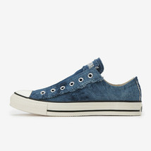 CONVERSE ALL STAR WORNOUT DENIM SLIP OX Indigo Chuck Taylor Japan Exclusive - $150.00