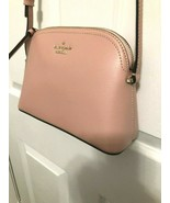 Kate Spade Patterson Drive Peggy Crossgrain Leather Sm Crossbody Bag Ros... - $78.21