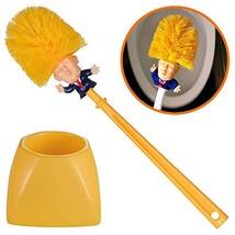 Donald Trump Toilet Brush - Novelty Bowl Cleaner for Household Bathroom ... - $24.87